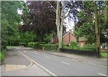 SU6351 : End of Cliddesden Road by Sandy B