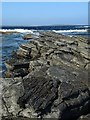 HY4946 : Coastline, Ramsay Ness, Westray, Orkney by Claire Pegrum