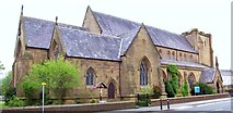 SD8432 : Church of St Mary of the Assumption, Burnley by Len Williams
