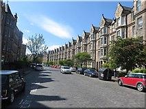 NT2572 : Warrender Park Road, Edinburgh by Graham Robson