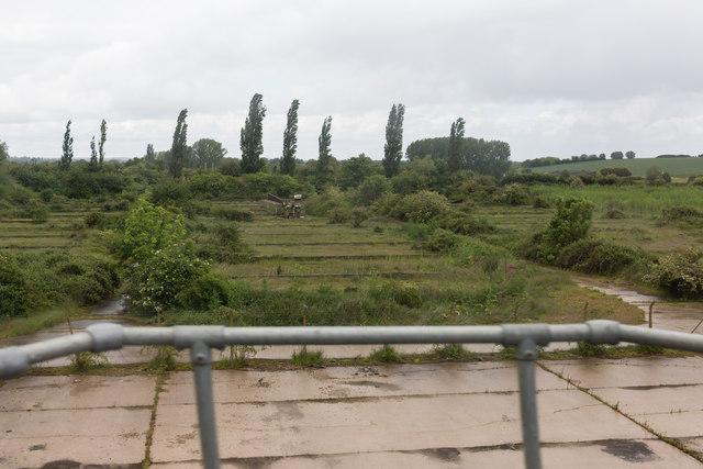 Disused Sewage Works
