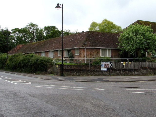 Edwina Mountbatten House, Romsey