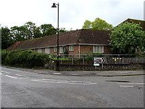 SU3521 : Edwina Mountbatten House, Romsey by Jaggery