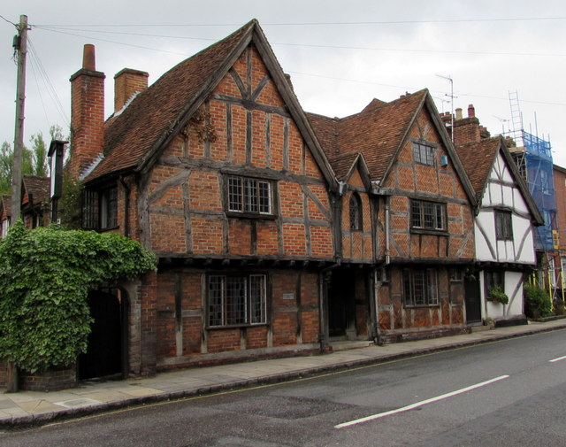 Grade II listed Manor House, Romsey