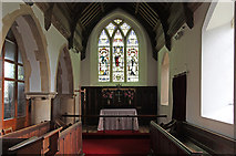 TM4077 : St Peter, Holton - Chancel by John Salmon