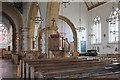 TG5208 : St Nicholas, Great Yarmouth - Pulpit by John Salmon