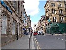 SE1633 : Kirkgate - viewed from Cheapside by Betty Longbottom