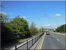 SD6409 : De Havilland Way, Bolton by Ian S