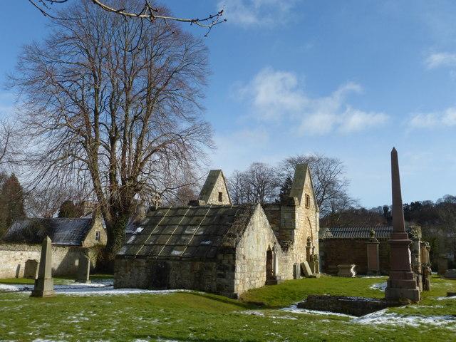 Lasswade Old Kirkyard