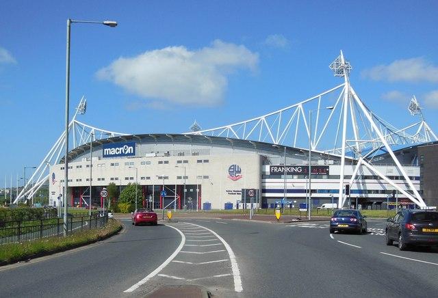 The Macron Stadium, Bolton