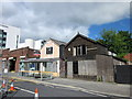 SJ4066 : Derelict Buildings, Delamere Street, Chester by Jeff Buck