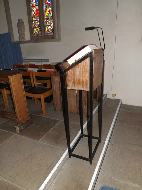 Lectern of St.Andrew's Church
