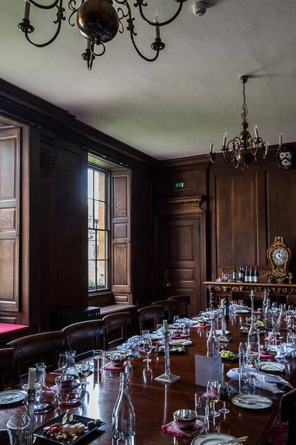Dining Room, Brasenose College, Oxford