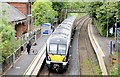 J4180 : Train, Cultra station (June 2015) by Albert Bridge