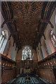 SP5106 : Interior of Chapel, Brasenose College, Oxford by Christine Matthews
