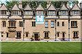 SP5106 : Sundial Brasenose College, Oxford by Christine Matthews