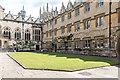 SP5106 : Quadrangle, Oriel College, Oxford by Christine Matthews