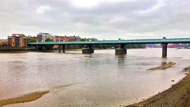 Putney Railway Bridge