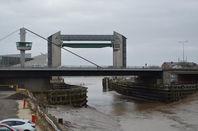 River Hull Tidal Barrier