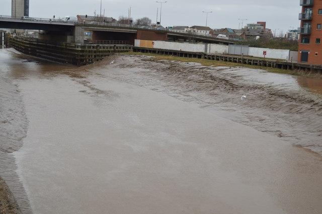 River Hull mud