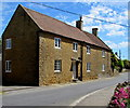 ST6432 : Grade II listed former barn in Higher Ansford by Jaggery