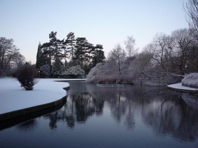 Lake at Dewent