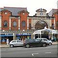 SH7882 : Victoria Centre by Gerald England