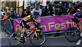 TQ3265 : Cycle Racing in Croydon by Peter Trimming