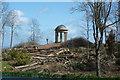 ST2533 : Rotunda, Halswell park by Alan Terrill