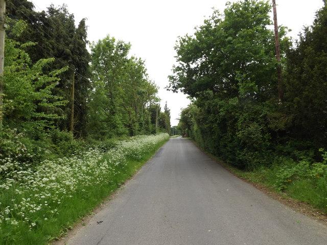 All Saints Road, Earl Stonham