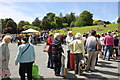 SH5269 : Queuing for reception at Plas Newydd by Jeff Buck