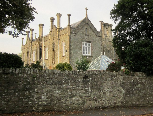 The Priory, Abbots Leigh