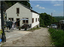 SE0722 : Scar Hall, Dye House Lane (12), Norland by Humphrey Bolton
