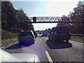 SX8771 : Traffic queueing on the A380 approaching Newton Abbot by Robin Stott