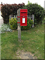 TM0956 : 1 St Marys Road Postbox by Adrian Cable