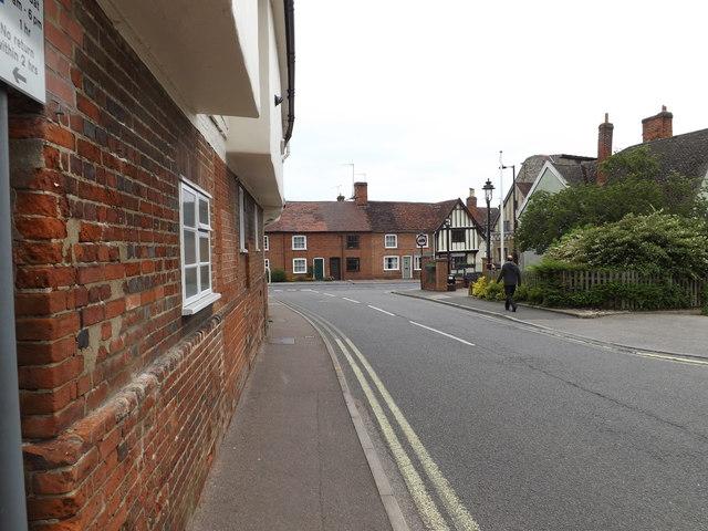 Barrett's Lane, Needham Market