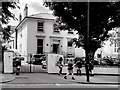 TQ2683 : EMI Recording Studios, Abbey Road by David Dixon