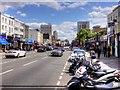 TQ2681 : Edgware Road (A5) Marylebone by David Dixon