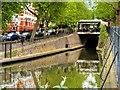 TQ2682 : Regent's Canal, Maida Hill Tunnel by David Dixon