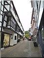 SJ4912 : Butcher Row by Gordon Griffiths