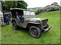 H3682 : WWII Jeep by Kenneth  Allen