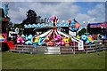 TA1131 : Dumbo children's ride in East Park, Hull by Ian S