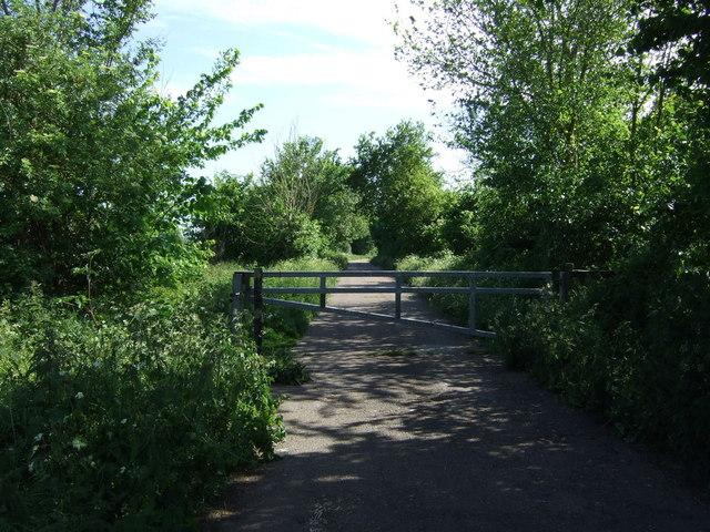 Gated track, Stirtloe