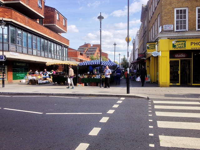 Pimlico, Tachbrook Street Market