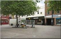 SU6351 : 'Top of Town' - Basingstoke by Sandy B