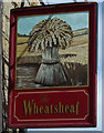 NZ3252 : Sign for the Wheatsheaf, Shiney Row by JThomas