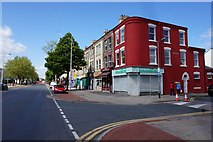 TA0827 : Hessle Road at Wellsted Street, Hull by Ian S