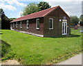 ST5910 : Yetminster Scout Hut by Jaggery