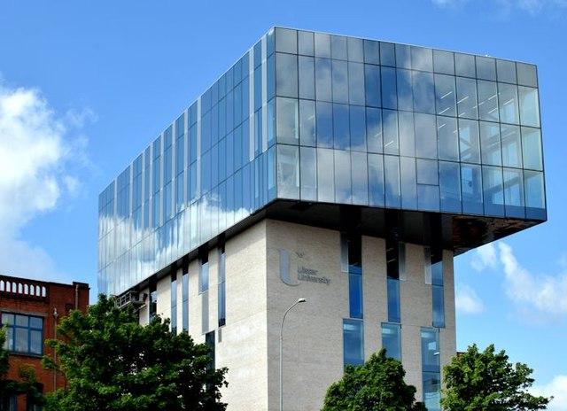 Block Quot B Quot University Of Ulster Site 169 Albert Bridge