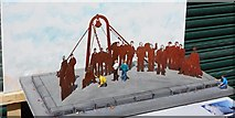 TA0827 : Proposed Trawlermen Memorial by Ian S
